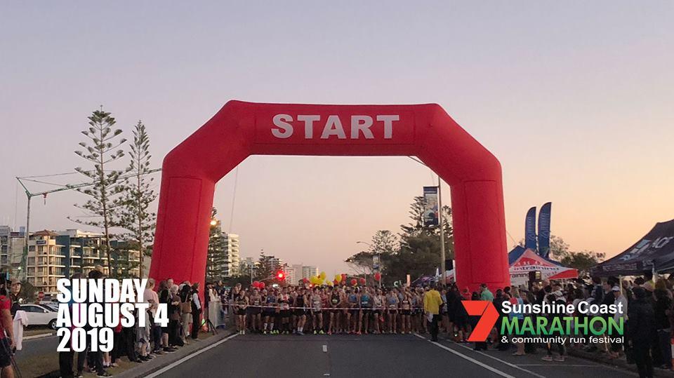 7 Sunshine Coast Marathon Festival