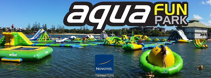 Unlimited Fun with the New Blast Aqua Park at Coolum!