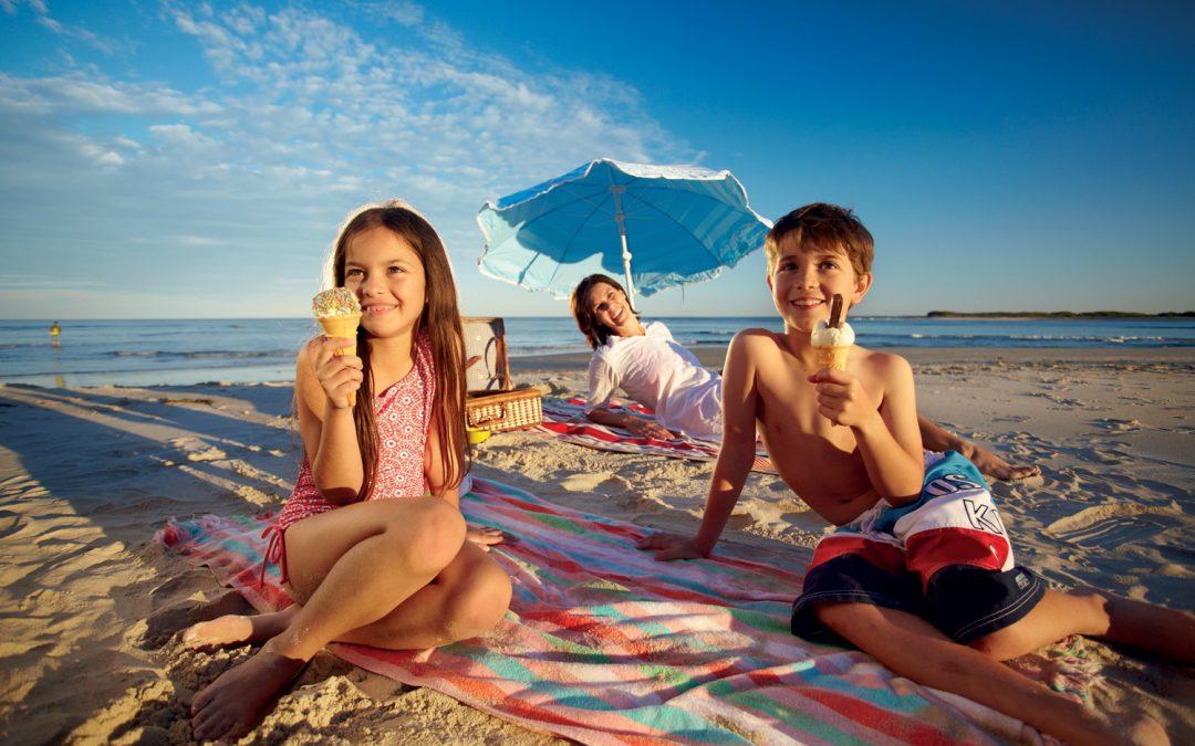 Caloundra Beach Sunshine Coast