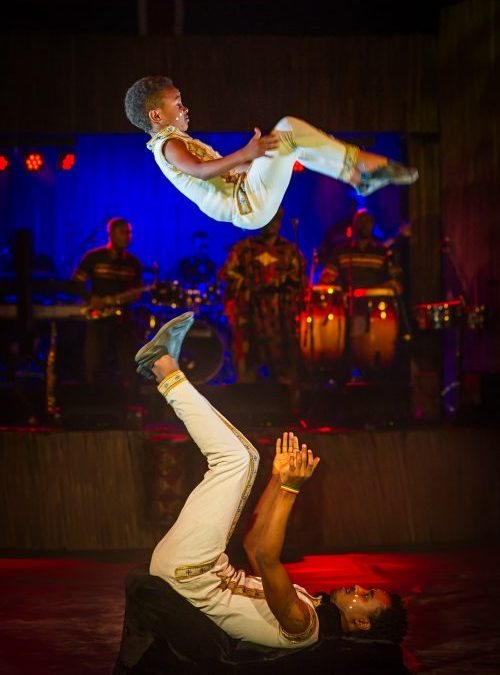 The Spectacular Cirque Africa Are Coming to the Sunshine Coast