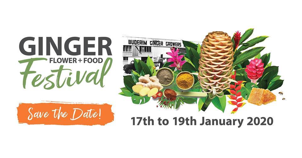 Ginger Flower Food Festival 2020