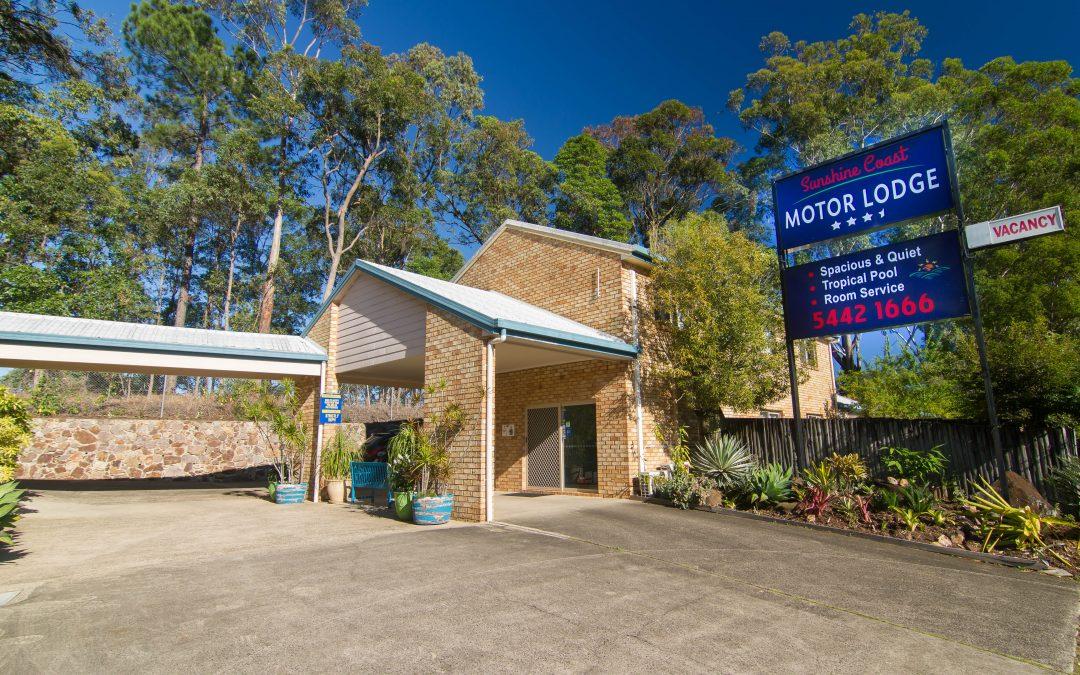 Sunshine Coast Motor Lodge Accommodation
