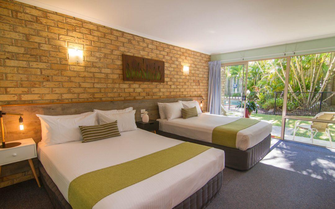 Cheap Sunshine Coast Accommodation – Book at Motor Lodge Sunshine Coast