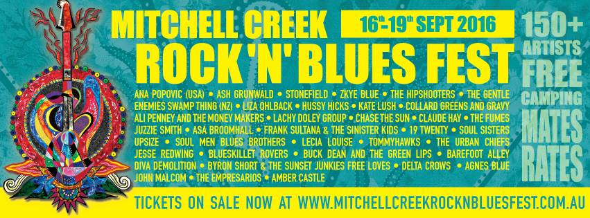 Mitchell Creek Rock N Blues Fest