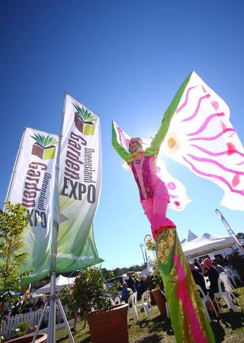 Paint the town green at Queensland Garden Expo