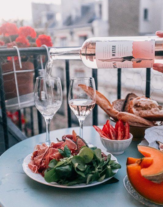 Rose Wine Photo By Daria Shevtsova From Pexels