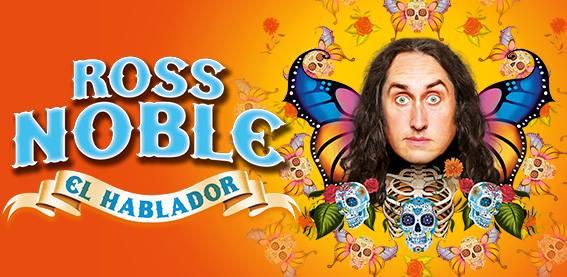 """Catch Ross Noble's """"El Hablador"""" Tour on the Sunshine Coast"""
