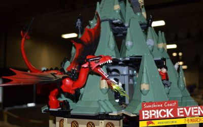 Spoil the Kids to Sunshine Coast Lego Brick Event This March