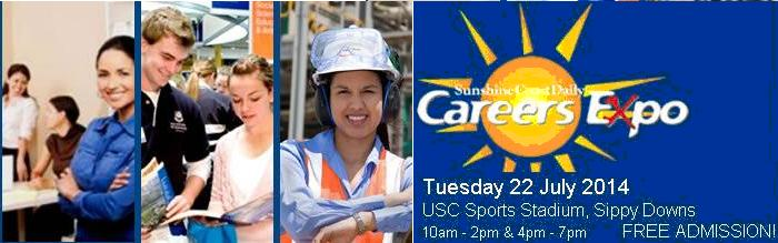 Find opportunities at the Sunshine Coast Daily Careers Expo