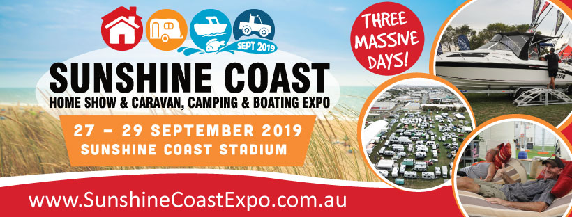 Sunshine Coast Home Show Caravan Camping Boating Expo 2019