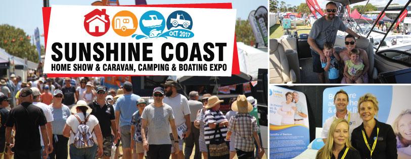 Sunshine Coast Home Show Caravan Camping Boating Expo
