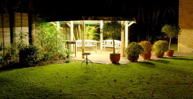 Sunshine Coast Motor Lodge Outdoor
