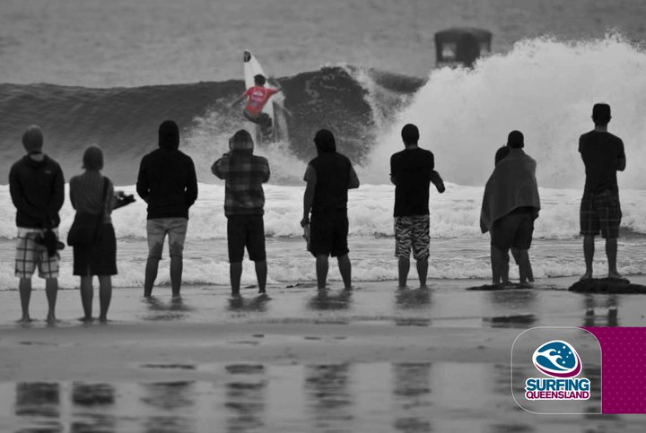 Witness this year's Queensland State Junior Surfing Titles