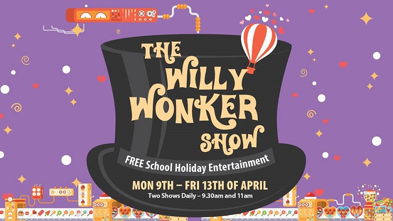 Treat the Kids to The Willy Wonker Show with Sunshine Coast Motor Lodge