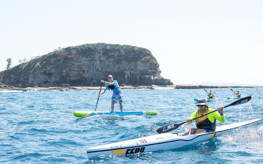 Photo From Old Woman Ocean Paddle Facebook Page